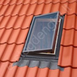 Balio stogo liukas WHY 45x73 cm su universalia tarpine (šaltoms patalpoms), kompl