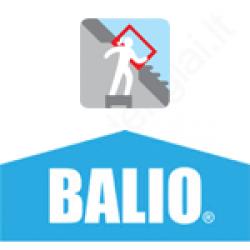 Balio stogo liukai