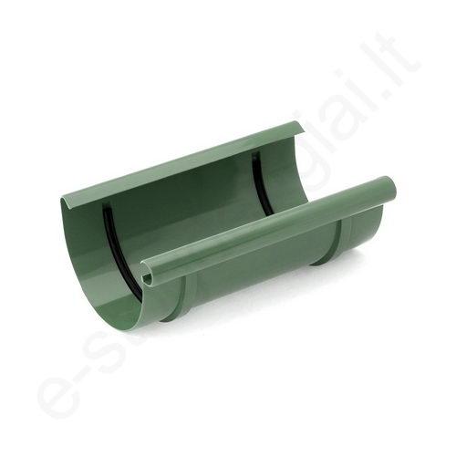 Bryza latako jungtis 125/90 Žalia (Ral 6020) plastikinė, vnt