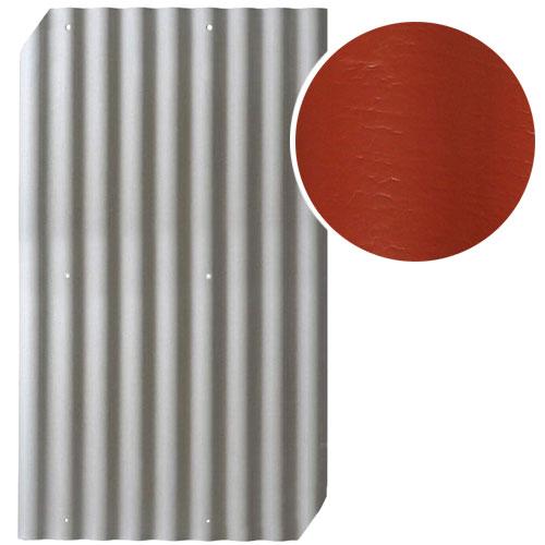 Šiferis Cembrit EuroFala 1875x1150 Raudonas CO/HO 1,79m², vnt