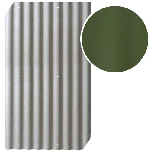 Šiferis Cembrit EuroFala 1875x1150 Žalias CO/HO 1,79m², vnt