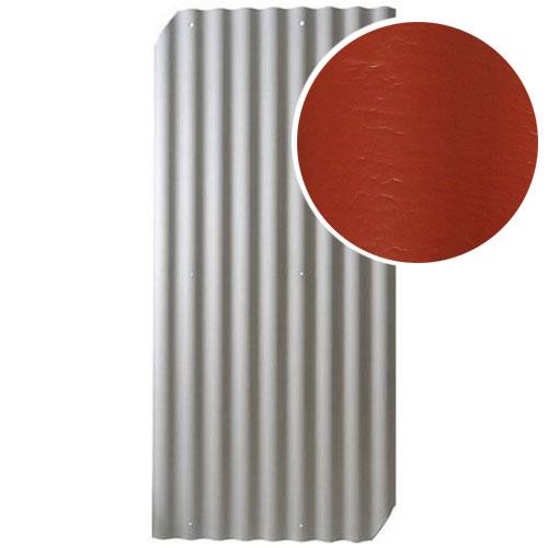 Šiferis Cembrit EuroFala 2500x1150 Raudonas CO/HO 2,44m², vnt