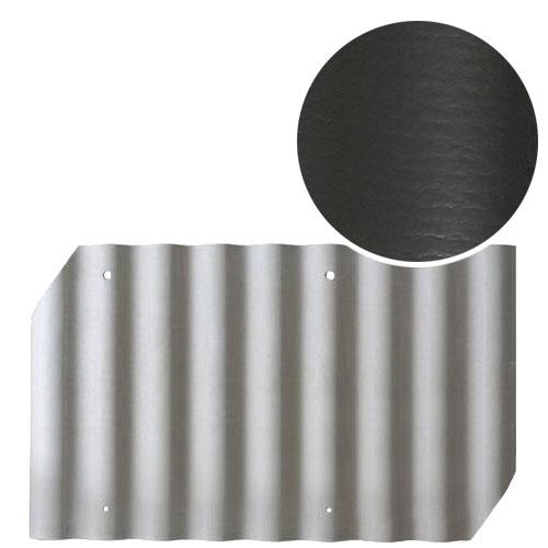 Šiferis Cembrit EuroFala 625x1150 Grafito Pilkas CO/HO 0,49m², vnt