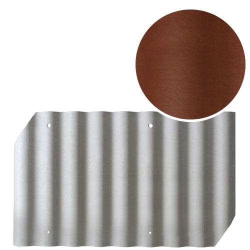 Šiferis Cembrit EuroFala 625x1150 Rausvai Rudas CO/HO 0,49m², vnt