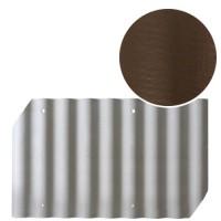 Šiferis Cembrit EuroFala 625x1150 Rudas CO/HO 0,49m², vnt