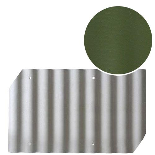 Šiferis Cembrit EuroFala 625x1150 Žalias CO/HO 0,49m², vnt