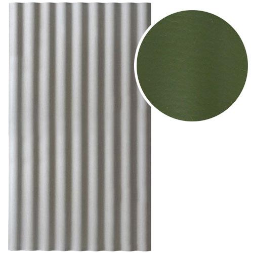 Šiferis Cembrit EuroFala 1875x1150 Žalias 1,79m², vnt