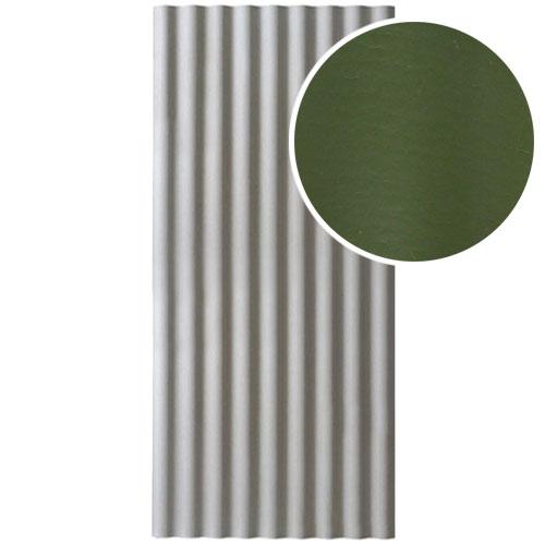 Šiferis Cembrit EuroFala 2500x1150 Žalias 2,44m², vnt