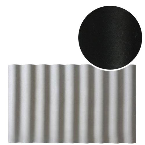 Šiferis Cembrit EuroFala 625x1150 Juodas 0,49m², vnt