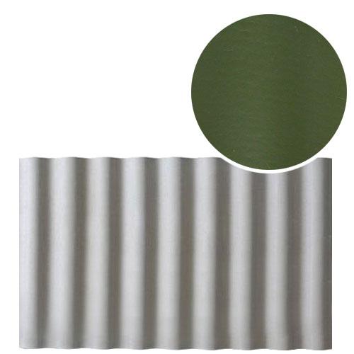 Šiferis Cembrit EuroFala 625x1150 Žalias 0,49m², vnt