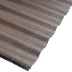 Šiferis Eternit AGRO L 1750x1130 ruda 1,68m², vnt