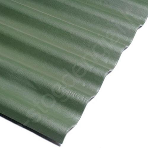 Šiferis Eternit AGRO PRO 2500x1097 žalia 2,42m², vnt