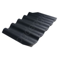 Šiferis Eternit Gotika 585x920 juoda 0,4m², vnt