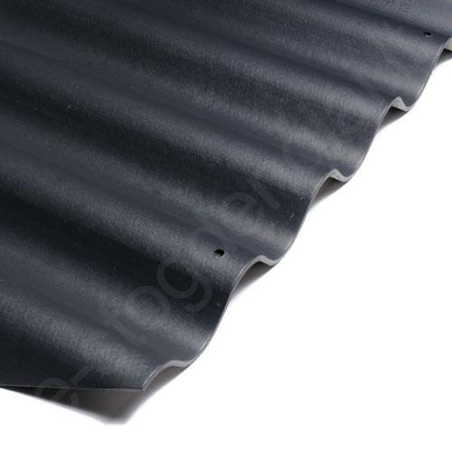 Šiferis Eternit Banga 875x920 juoda 0,65m², vnt