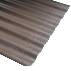 Šiferis Eternit Klasika 1250x1130 ruda 1,15m², vnt