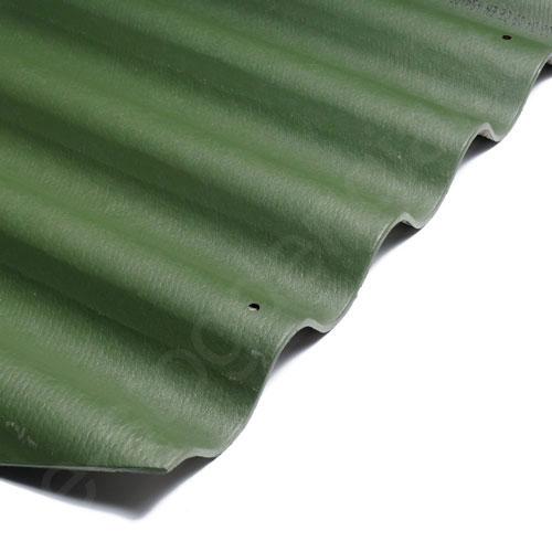 Šiferis Eternit Banga 875x920 žalia 0,65m², vnt