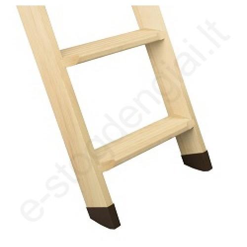 fakro pal p s laiptai lwl lux 70x130 h 3 05m sudedami mediniai. Black Bedroom Furniture Sets. Home Design Ideas