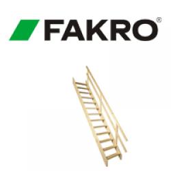 Fakro stacionarūs laiptai