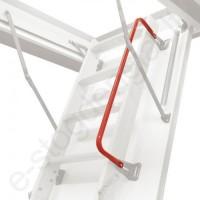Fakro palėpės laiptų kopėčių turėklas LXH 50/13 metalinis
