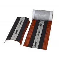 Ventiliacinė tarpinė kraigui Monier Metalroll 260-320mm, 5m