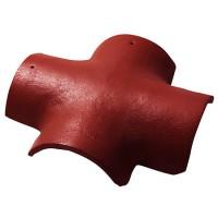 X formos kraigo čerpė Monier Zanda Protector raudona, vnt