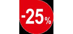-25 proc Spalio akcija lietvamzdžiams ir latakams