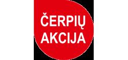 MONIER čerpių akcija Sausio mėn.