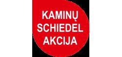 Kaminų Schiedel Rondo Plus rugsėjo akcija