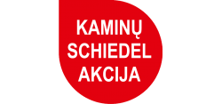 Schiedel kaminų ŽIEMOS akcija