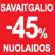 Savaitgaliais pirkti apsimoka! Šį SAVAITGALĮ NUOLAIDOS iki -45%
