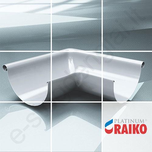 Latako išorinis kampas 90° Raiko Platinum 150/100 Magnelis plieninis, vnt