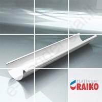 Latakas Raiko Platinum 150/100 3m Magnelis plieninis, vnt