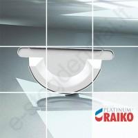 Latako galinis dangtelis K/D Raiko Platinum 150/100 Magnelis plieninis, vnt