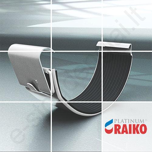 Latako jungtis Raiko Platinum 125/90 Magnelis plieninė, vnt