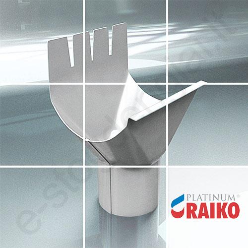 Santaka-Įlaja Raiko Platinum 150/100 Magnelis plieninė, vnt