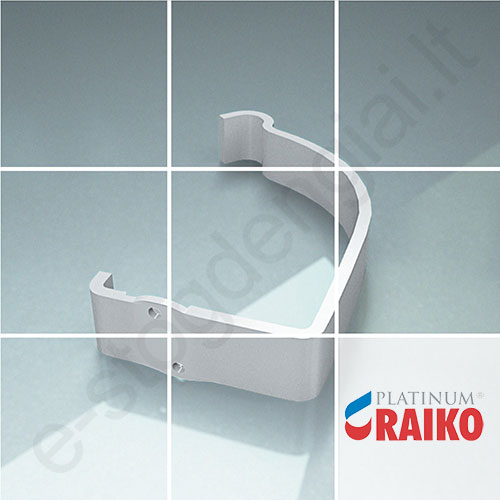 Latako universalus laikiklis Raiko Platinum 125/90 Magnelis plieninis, vnt