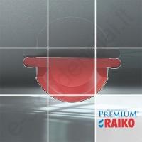Latako galinis dangtelis K/D Raiko Premium 125/90 T.Rudas (Prelaq 444), vnt