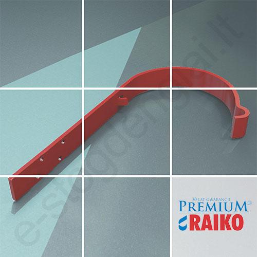 Latako univ laikiklis 210mm Raiko Premium 125/90 Sidabrinis (Prelaq 044) plieninis, vnt