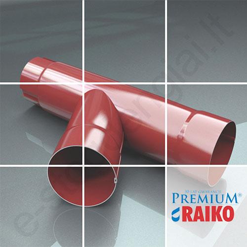Lietvamzdžio trišakis Raiko Premium 150/100 Vario (Prelaq 778) plieninis, vnt