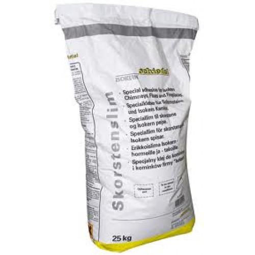 Schiedel Isokern klijai 25kg, maišas