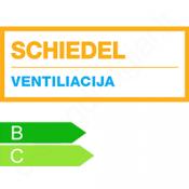 Schiedel ventiliaciniai blokeliai