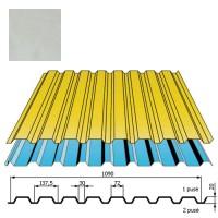 Sienų danga DP18 0,5mm poliesteris 27mk sidabrinė, m²