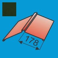 Kraigas 190x190 L=2000 Tamsiai Žalia poliesteris 0,5mm, vnt