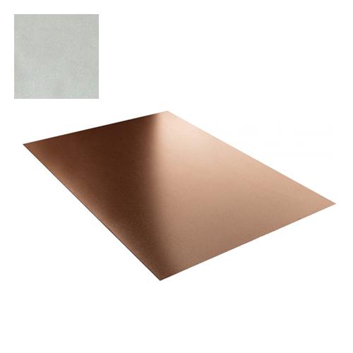 Lygi skarda 0,5mm Prelaq Nova 50mk sidabrinė, m²