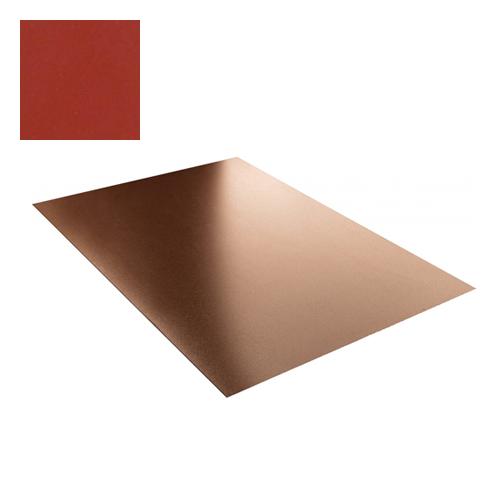 Lygi skarda 1,25x2,0m 2,5m² Raudona Vyšnia poliesteris 0,5mm, vnt
