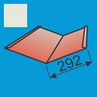 Sąlaja 290x290 L=2000 Balta poliesteris 0,5mm, vnt