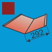 Sąlaja 290x290 L=2000 Raudona Purpurinė poliesteris 0,5mm, vnt