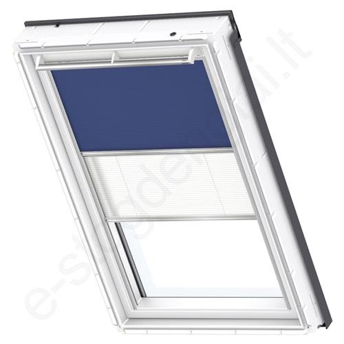Velux tamsinanti klostuota DFD F06 2055 Blue stilius