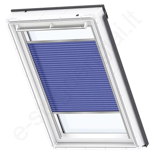 Velux klostuota užuolaidėlė FHL 810 1268 Delightful blue stilius