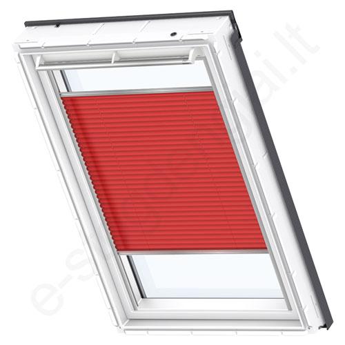Velux klostuota užuolaidėlė FHL 608 1269 Classic red standartas